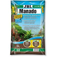 JBL Manado 5 L - Natur Bodengrund Aquarium Kies