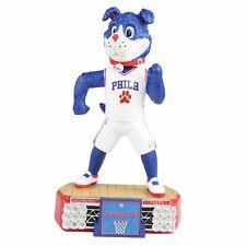 Franklin the Dog Philadelphia 76ers Stadium Lights Bobblehead NBA