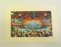 Northern Soul; Wigan Casino; This England; Mounted Print