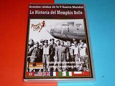 LA HISTORIA DEL MEMPHIS BELLE / Grandes relatos de la II Guerra Mundial -Precint
