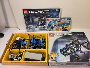 3 boites de lego Technic 8444 , moteur 8735 , Space Life on Mars 7314