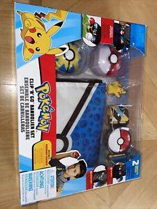 Pokemon Clip N Go Bandolier Set - Pikachu (NEU & OVP!)