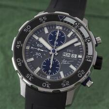 IWC AQUATIMER CHRONOGRAPH Jacques-Yves Cousteau Automatik iw376706 VP: 6960,- €
