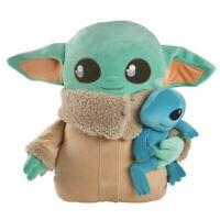 STAR WARS The Mandalorian Child Ginormous 24 Inch Cuddle Plush Baby Yoda