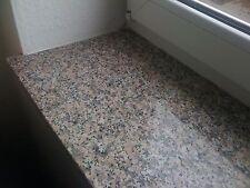 Aussenfensterbank Innenfensterbank Granitfensterbank Naturstein grau Sohlbank