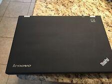 IBM Lenovo T430 i5 8gb Memory 256 gb Hard Drive Fast andClean! Free Shipping!!