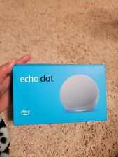 Amazon Echo Dot (4th Gen.) New , Open box for picture, never used