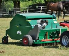 Wessex MTX-120-E Self-Powered Dung Beetle Sweeper Collector