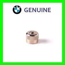 OEM GENUINE  BMW E46 E90 E87 F10 Car Wheel Tire Metal Valve Stems Cap 3612112077
