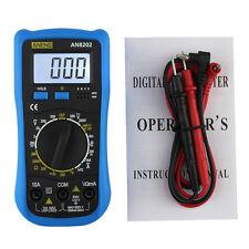 Digital LCD Multimeter Strommesser Voltmeter Messgerät AC DC Amperemeter Testers