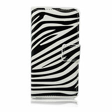Stylish Leatther Pocket Soft Gel Cover Case Stand For Samsung Galaxy Ace 4 G357