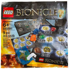 LEGO 5002941 - Bionicle Hero Pack Polybag with Tahu Neon Mask - 2015