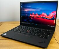 Lenovo ThinkPad X1 Carbon (8th Gen) 14 UHD 4K Laptop i7-10510U 16GB 512GB W10H