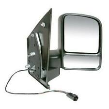 FORD TRANSIT CONNECT 2002>09 MANUAL CABLE WING MIRROR BLACK COVER DRIVERS-MM394