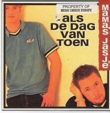 (BG418) Mama's Jasje, Als de dag van Toen - 1997 CD