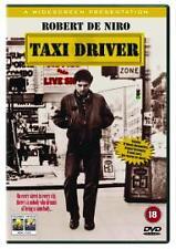 TAXI DRIVER ROBERT DE NIRO HARVEY KEITEL MARTIN SCORSESE ORIGINAL DVD