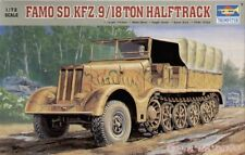 Trumpeter 1/72 FAMO Sd.Kfz.9 18 T AGNM # 07203