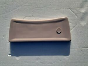 Vintage Eljer Toilet Tank Lid Venetian Pink Classic Color 063 Mid Century Modern