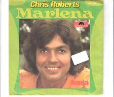 CHRIS ROBERTS - Marlena     ***Aut - Press***