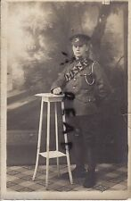 WW1 Soldier AVC Army Veterinary Corps France