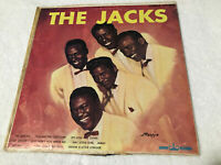 LP THE JACKS ORIGINAL CROWN RECORDS STEREO CST 372