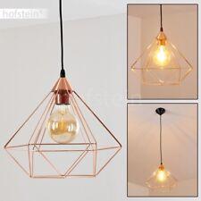 Lampe à suspension Design Lampe pendante Lustre Plafonnier Retro Luminaire Métal