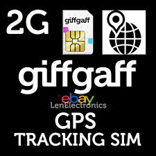 2G Sim Card For GPS Tracking Tracker PAYG GPRS APN Multi size, fits all devices