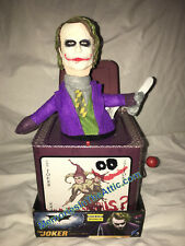 The Dark Knight Joker Jack in the Box SDCC Exclusive Numbered 3000 Gentle Giant