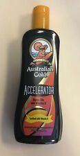 """New """"Dark Tanning Accelerator"""" By Australian Gold Indoor Tanning Lotion"""