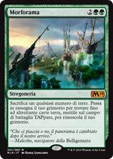 MTG SCAPESHIFT FOIL ITALIAN EXC - MORFORAMA - M19 - MAGIC