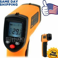 Nice Non-Contact LCD IR Laser Infrared Digital Temperature Thermometer Gun UL