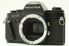 【EXCELLENT+++++】PENTAX SUPER A 35mm SLR Black Film Camera Body only from JAPAN