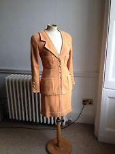Chanel vintage wool suit size 6 VGC