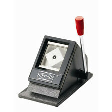 High Quality Table-type ID Passport License Photo Punch Cutter 50x50mm Right Corner