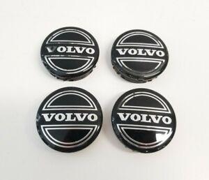 """OEM Volvo Center Caps Hubcaps 2.5"""" Inch  C30 S40 V40 50 S60 C70 740 S80 90 940"""