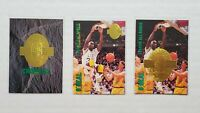 1993 Shaquille O'Neal Rookie RC Card Error Classic 4 Sport