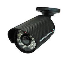 """Outdoor Infrared CCTV Camera 1/3""""6mm Fixed Lens D/N Super Had 380TVL CAM"""