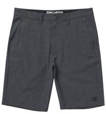 Billabong Crossfire X Hybrid Board Shorts Men's 38 Regular Length Gray (Asphalt)