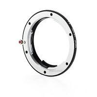 Photo Studio Leica R-EOS Leica R Lens to Canon EOS Camera Mount Adapter Ring