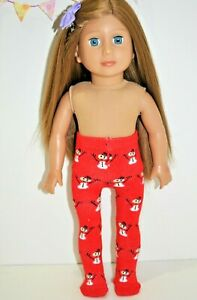 Fits American Girl Dolls Our Generation Journey Girl 18 Inch Doll Clothes Tights