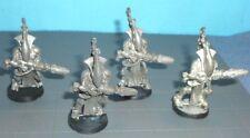 Warhammer 40k Eldar Wraithguard Squad Metal Oop (Aeldari)