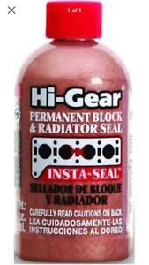 COOLANT LEAK REPAIR,  Permanent Head Gasket & Radiator Sealer - For All  Vehicle
