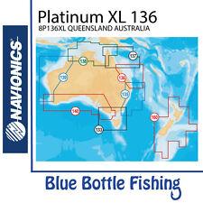 Navionics - Platinum Plus Chart 8P136XL - South Queensland