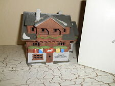 Dept 56 Alpine Village Besson Bierkeller 65404 Christmas Lighted Building