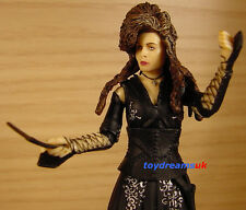 Harry POTTER Rara Bellatrix Lestrange Action Figure Loose Nuova!