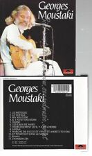 CD--GEORGES MOUSTAKI--    GEORGES MOUSTAKI