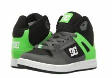 DC Rebound Se High Top Youth Skate Boots--AUST YOUTH SIZE 4