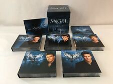 Angel Limited Edition Collectors Box Set Seasons 1-5. Buffy Spin-off. Complete