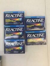 Reactine Allergy EXTRA STRENGTH 24 hr - 48 Caplets - FROM Canada FRESH 2021+++