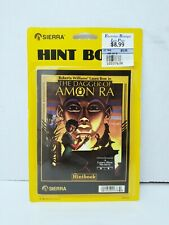 Roberta Williams' The Dagger of Amon Ra Video Game Hint Book - Sierra SEALED